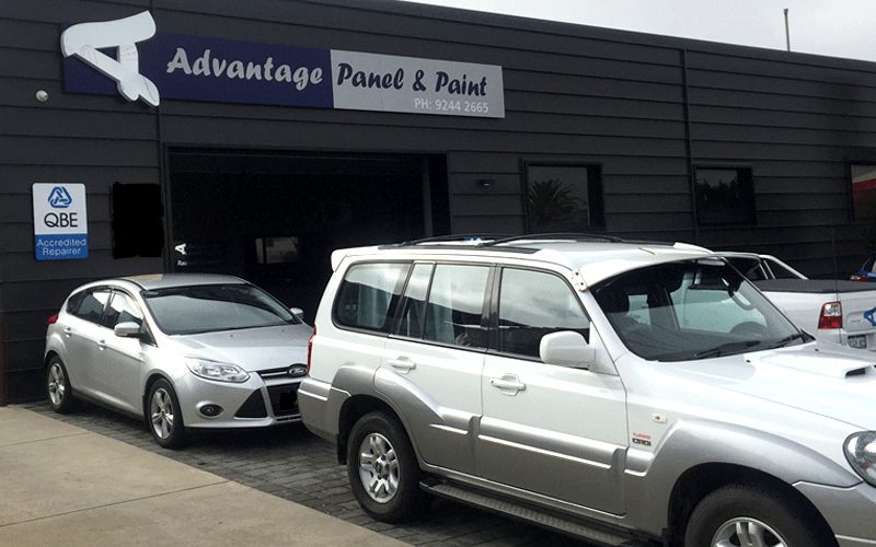 Advantage Panel & Paint